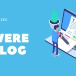 scrivere un blog
