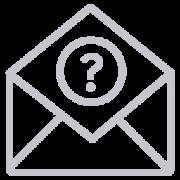 icona assistenza via e-mail
