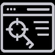 icona keyword