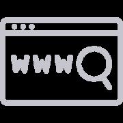 icona registrazione dominio