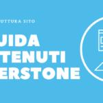 I contenuti Cornerstone ovvero i capisaldi del tuo sito web