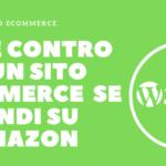 I Pro e Contro di avere un sito e-commerce e vendere su Amazon